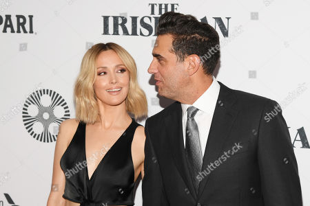 Stock Photo of Rose Byrne and Bobby Cannavale