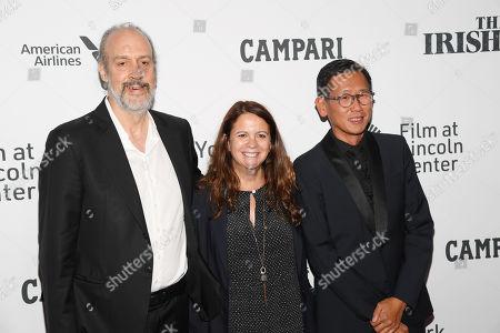 Kent Jones, Florence Almozini, Dennis Lim