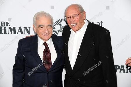 Martin Scorsese and Irwin Winkler