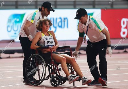 Editorial picture of Doha 2019 IAAF World Championships, Qatar - 28 Sep 2019