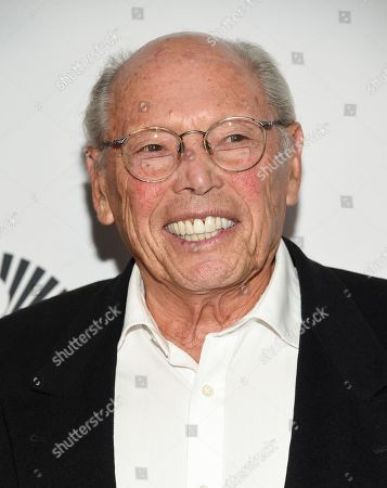"""Irwin Winkler attends the world premiere of """"The Irishman"""" at Alice Tully Hall during the opening night of the 57th New York Film Festival, in New York"""