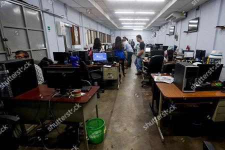 Editorial image of Newspaper Closes, Nicaragua, Nicaragua - 27 Sep 2019