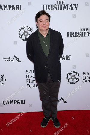 Stock Image of Mike Myers