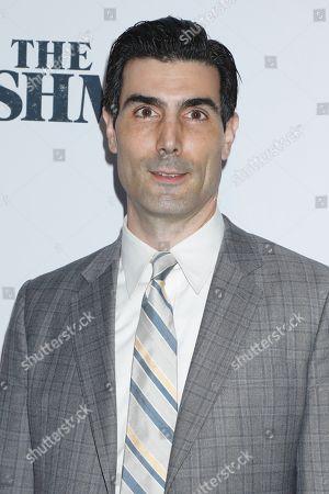 Editorial image of 'The Irishman' film premiere, Arrivals, 57th New York Film Festival, USA - 27 Sep 2019