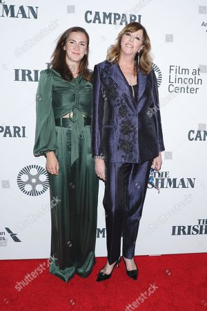 Stock Picture of Juliana Hatkoff and Jane Rosenthal