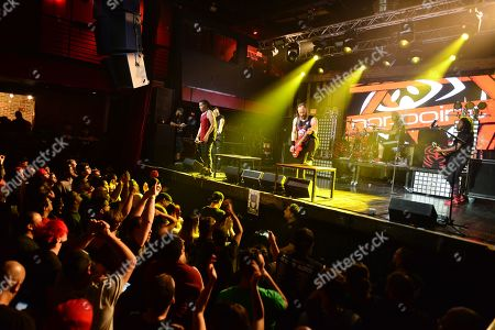 Editorial image of Nonpoint in concert at Revolution Live, Fort Lauderdale, Florida - 26 Sep 2019