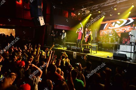 Editorial picture of Nonpoint in concert at Revolution Live, Fort Lauderdale, Florida - 26 Sep 2019