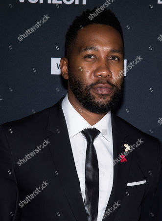 """Ndaba Mandela attends the Whitaker Peace & Development Initiative """"Place for Peace"""" benefit gala at Gotham Hall, in New York"""