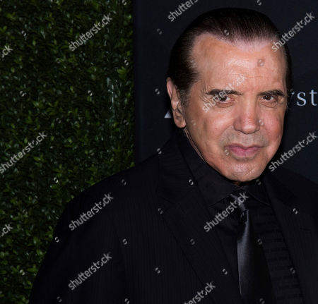 """Stock Photo of Chazz Palminteri attends the Whitaker Peace & Development Initiative """"Place for Peace"""" benefit gala at Gotham Hall, in New York"""