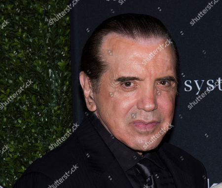 """Chazz Palminteri attends the Whitaker Peace & Development Initiative """"Place for Peace"""" benefit gala at Gotham Hall, in New York"""