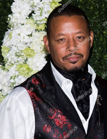 """Stock Picture of Terrence Howard attends the Whitaker Peace & Development Initiative """"Place for Peace"""" benefit gala at Gotham Hall, in New York"""