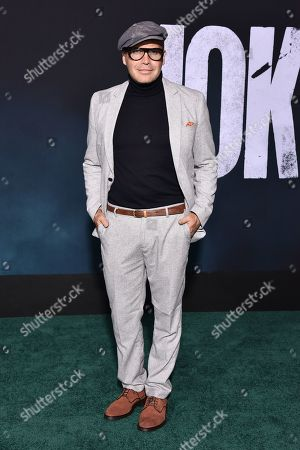 Editorial picture of 'Joker' film premiere, Arrivals, TCL Chinese Theatre, Los Angeles, USA - 28 Sep 2019