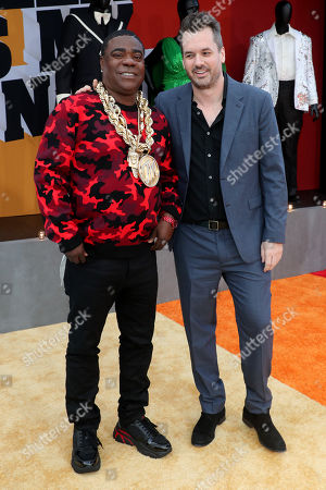 Tracy Morgan and Jim Jefferies