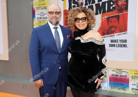 Craig Brewer and Ruth Carter