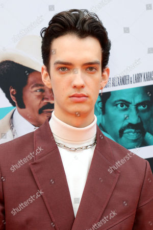 Editorial image of 'Dolemite Is My Name' film premiere, Arrivals, Regency Village Theatre, Los Angeles, USA - 28 Sep 2019