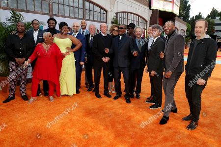 Editorial photo of 'Dolemite Is My Name' film premiere, Arrivals, Regency Village Theatre, Los Angeles, USA - 28 Sep 2019
