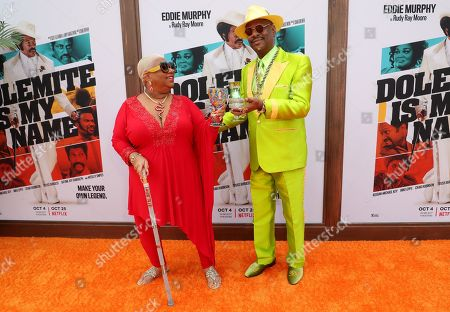 """Luenell and Don """"Magic"""" Juan"""