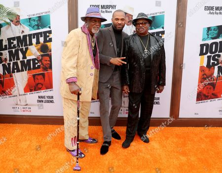 Jimmy Lynch, Mike Epps and Jerry Jones