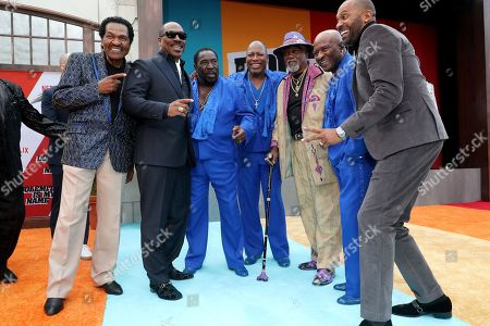 Bobby Rush, Eddie Murphy, The O'Jays, Jimmy Lynch and Mike Epps