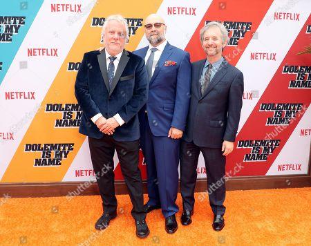 Larry Karaszewski, Craig Brewer and Scott Alexander