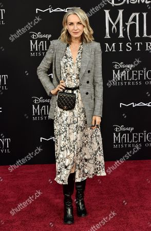 Editorial picture of 'Maleficent: Mistress of Evil' film premiere, Arrivals, El Capitan Theatre, Los Angeles, USA - 30 Sep 2019