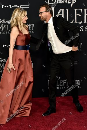 Michelle Pfeiffer and Joachim Ronning