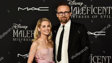 Stock Picture of Amanda Hearst and Joachim Ronning
