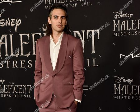 Stock Picture of Nick Simmons