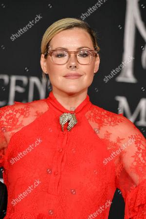 Editorial image of 'Maleficent: Mistress of Evil' film premiere, Arrivals, El Capitan Theatre, Los Angeles, USA - 30 Sep 2019