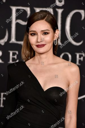Editorial photo of 'Maleficent: Mistress of Evil' film premiere, Arrivals, El Capitan Theatre, Los Angeles, USA - 30 Sep 2019