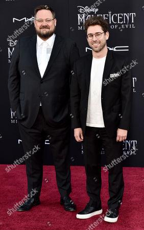 Noah Harpster and Micah Fitzerman-Blue