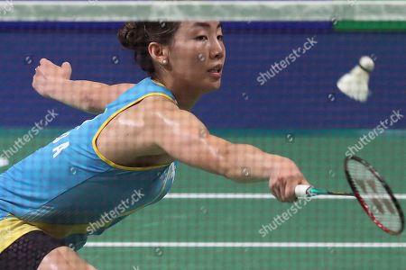Editorial image of Korea Open Badminton, Incheon, South Korea - 28 Sep 2019