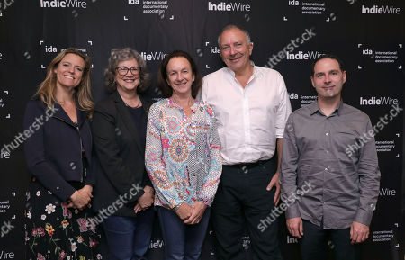 Producer Lucinda Engelhard, Anne Thompson, Director/Producer/Co-Editor Victoria Stone, Director Mark Deeble and Composer Alex Heffes