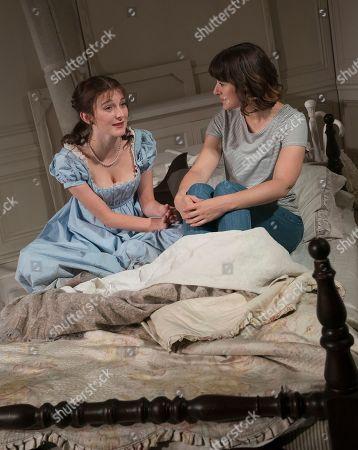 Grace Moloney as Emma Watson, Louise Ford as Laura