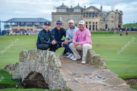Editorial picture of Alfred Dunhill, Links Championship - 28 Sep 2019