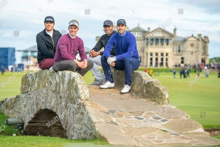 Editorial photo of Alfred Dunhill, Links Championship - 28 Sep 2019