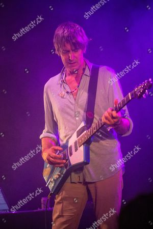 Editorial photo of Stephen Malkmus in concert, Santeria Toscana 31, Milan, Italy - 27 Sep 2019