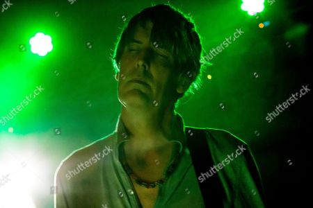 Stock Photo of Stephen Malkmus