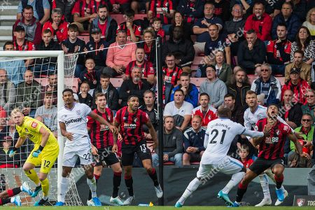 Editorial picture of Bournemouth v West Ham United, Premier League - 28 Sep 2019