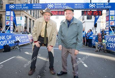 Ford Kiernan (Victor) and Gregory Edward Hemphill (Jack) from 'Still Game'