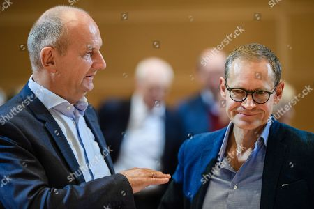 Editorial photo of Germany Social Democrats Party closed board meeting in Berlin - 28 Sep 2019