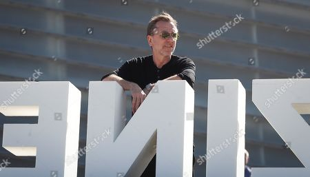 Tim Roth poses for the media during the presentation of the movie 'The Song of Names' at the 67th San Sebastian International Film Festival (SSIFF), in San Sebastian, Spain, 28 September 2019. The festival runs from 20 to 28 September.