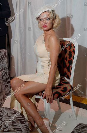 Stock Photo of Pamela Anderson