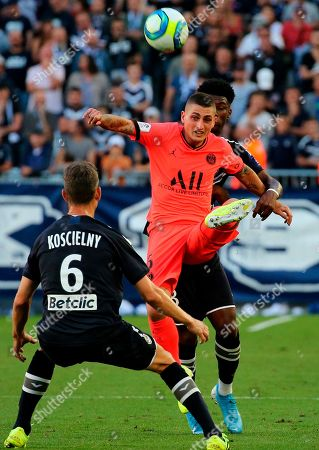 Editorial picture of Soccer League One, Bordeaux, France - 28 Sep 2019