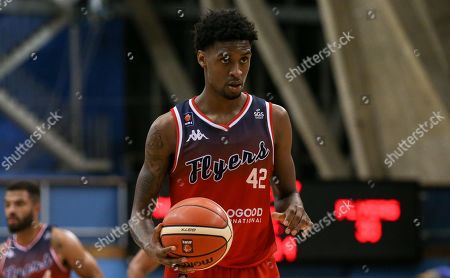 Editorial image of London City Royals v Bristol Flyers, UK - 28 Sep 2019