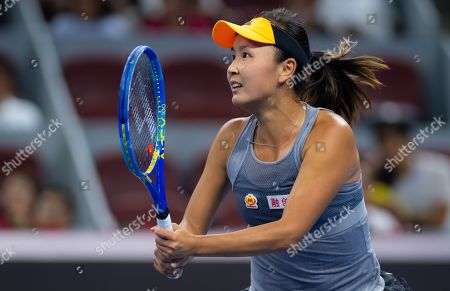 Editorial image of China Open tennis Tournament, Beijing, China - 28 Sep 2019