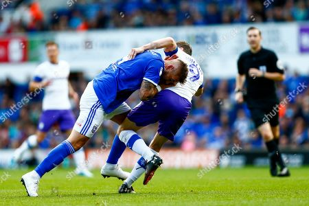 Editorial photo of Ipswich Town v Tranmere Rovers, UK - 28 Sep 2019