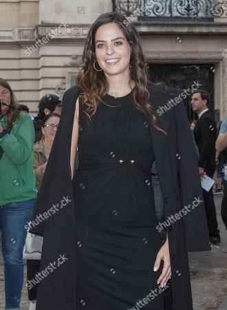 Editorial picture of Elie Saab show, Arrivals, Spring Summer 2020, Paris Fashion Week, France - 28 Sep 2019