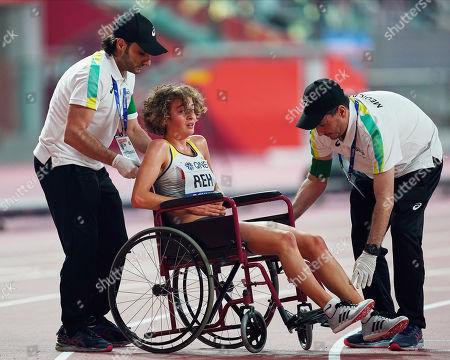 Editorial image of Day 2 - 17th IAAF World Athletics Championships, Doha, USA - 28 Sep 2019