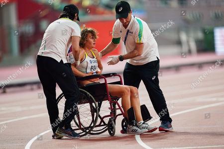 Editorial photo of Day 2 - 17th IAAF World Athletics Championships, Doha, USA - 28 Sep 2019